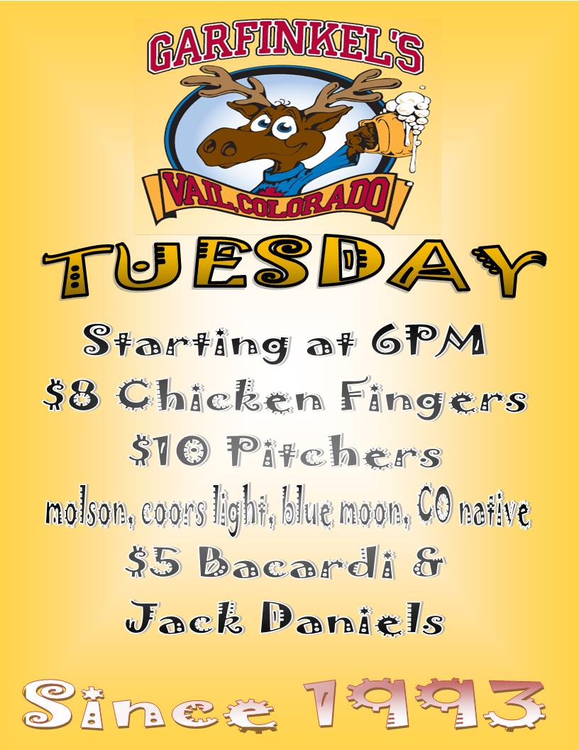 Tuesday food deals ottawa